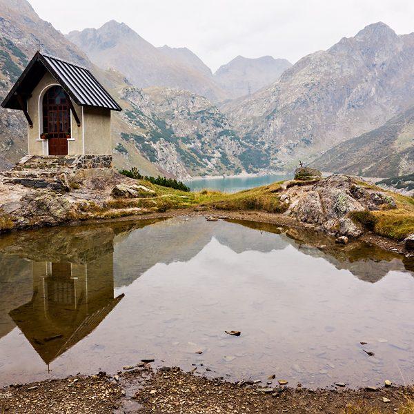 Italien, Alpen