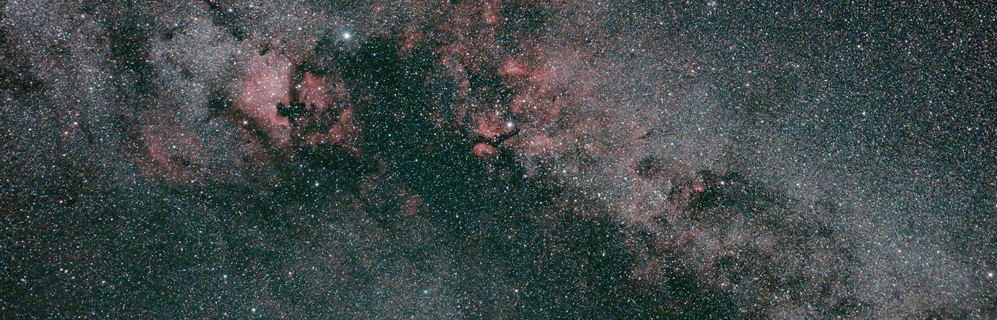 Nordamerikanebel - NGC7000