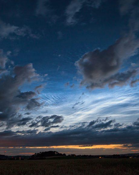 NLC - Nachtleuchtende Wolken